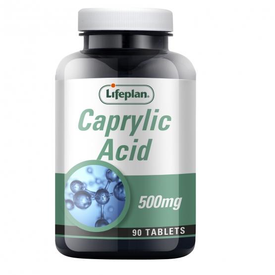 Caprylic Acid x 90