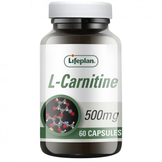 L-Carnitine x 60 Capsules