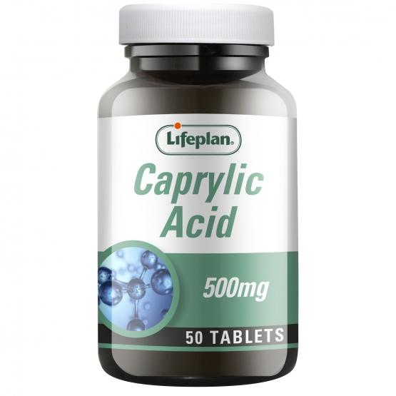 Caprylic Acid x 50