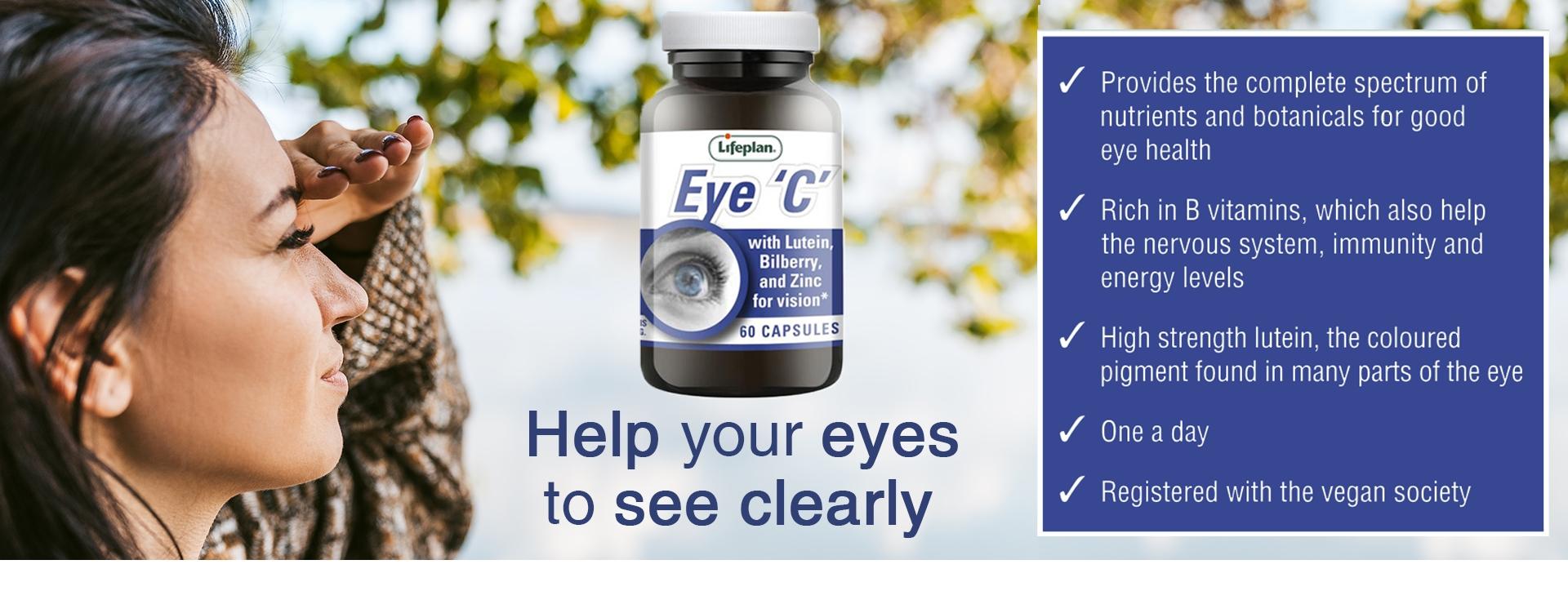 Shop by concern - Eye health