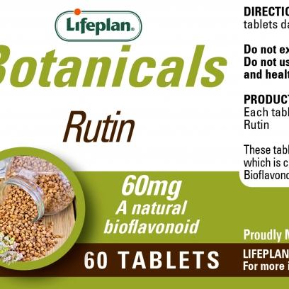 Rutin (Natural) x 60