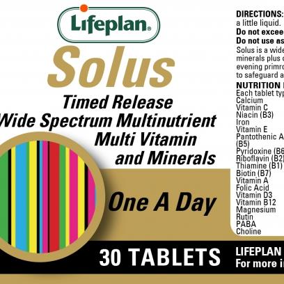 Solus Multinutrient x 30